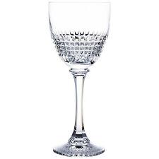 Rogaska DIAMONDS Wine Glass  - NEW