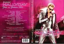 DVD Johnny Hallyday - Parc des Princes 2003   Musique   Lemaus