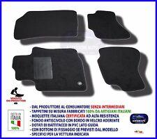 Tappetini per Citroen C1 3 porte dal 2010 al 2014 tappeti tessili auto moquette