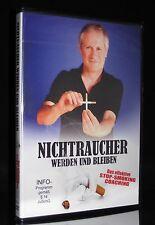 DVD NICHTRAUCHER WERDEN UND BLEIBEN - ENDLICH AUFHÖREN MIT DEM RAUCHEN ** NEU **