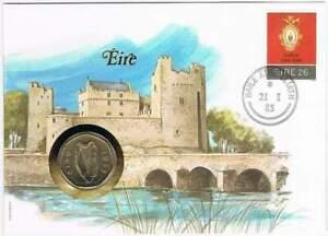 Numisbrief Ireland - Munt Eire 50 pence 1983