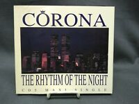 CORONA - THE RHYTHM OF THE NIGHT CD