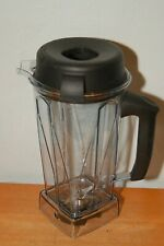 VITAMIX 64-oz  Blender Container w/ Lid Rubber Handle Excellent