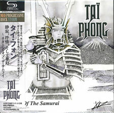 TAI PHONG-RETURN OF THE SAMURAI-JAPAN MINI LP SHM-CD Ltd/Ed F83
