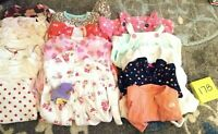 Girls Clothes 6 Month - Fall/Winter - Mixed Lot of 18 Pieces #178