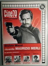 CINE70 e dintorni  anno I n.1 - 2001 -  Prima edizione -  EDICOLA