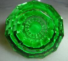 tiroir d'Armoire Poignées Meuble tirer Bouton de porte Petite verte coupe verre
