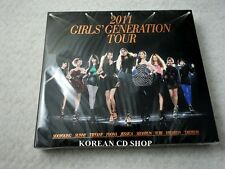 Girls' Generation (SNSD) 2011 Girls' Generation Tour (2CD+Photobook)  KPOP