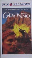 GERONIMO  - VHS