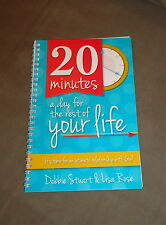 20 MINUTES A DAY FOR THE REST OF YOUR LIFE ,  BY DEBBIE STUART