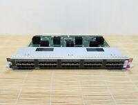 Cisco WS-X4640-CSFP-E Cisco Catalyst 4500E Series 40 SFP/80 C-SFP Port 1000BaseX