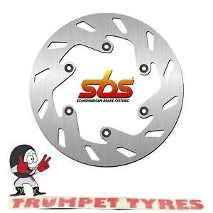 Husaberg FS 650 E / fs 650 C 01 - 08 SBS Rear Brake Disc Genuine EO Quality 5049