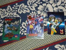 STERLING SHARPE Green Bay Packers Ring Leaders Card and More