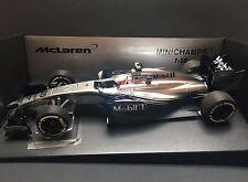 Minichamps - Kevin Magnussen - McLaren - Mp4/29 - 2014 -1:18 -Australian GP-Rare