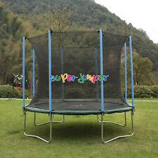 Trampolin Komplettset Gartentrampolin Mini-trampolin Fitness Sport Trampolin