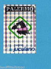 PANINI CALCIATORI 1985/86 -FIGURINA n.489- PALERMO - SCUDETTO -Rec