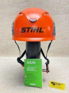 New Genuine Stihl Arborist Helmet Part# 7010 883 9100 OEM