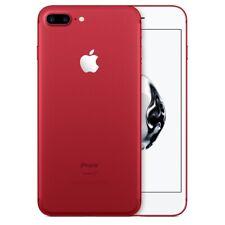 Apple iPhone 7 Plus 256GB Rosso Red Ex Demo Grado AAA+++ TOP sigillato