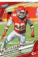 2020 Panini Player of the Day Tyrann Mathieu Chiefs