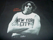 John Lennon Shirt ( Used Size L ) Good Condition!