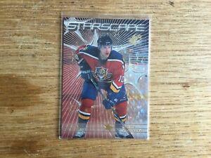 Upper Deck NHL - SPX Starscape card - Pavel Bure Florida Panthers - PI1