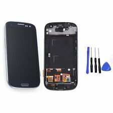 LCD Touch Screen Display with Frame For Samsung Galaxy S3 i9300 i535 i747 T999