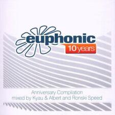 Kyau & Albert and Ronski Speed - 10 Years Euphonic 2CD NEU