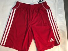 Adidas Youth Equipo Shorts ( Red/White )
