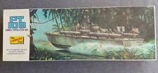 PT 109 Kennedy Torpedo Attack Boat  the Linddberg Line Year 1972