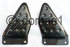 Buell XB9 XB12 S R carbon Fersenschützer Paar Sozius Fersenschoner Fersenschutz
