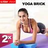 2Pcs GYM Fitness Blocks Yoga Brick Home Exercise Tool