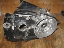 1973 CAN-AM MX 1 EARLY ALUMINUM ENGINE CASES VINTAGE BOMBARDIER  FREESHIPUS+CAN