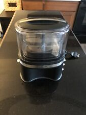 Zarafina Th1000 Tea Maker, Brewer Black Electric Tested, Working