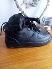 Nike Force 1 Boys Size 11 Trainers