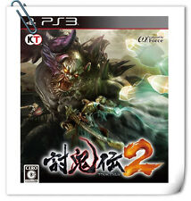 PS3 Toukiden 2 JPN SONY PLAYSTATION Koei Tecmo Action Games