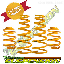 FORD FALCON BA XR6 FRONT & REAR ULTRA LOW COIL SPRINGS 70mm