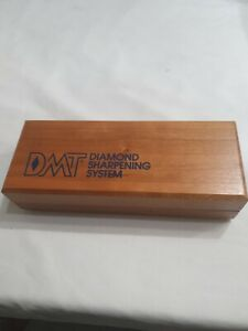 DMT Diamond Sharpening System Swiss Army Sharpening Stone Vintage