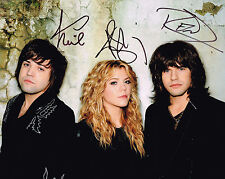 Band Perry Hand Signed Autograph 8x10 Photo In Person  Country  If I Die Young
