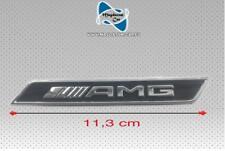 NEW ORIGINAL AMG Fender Badge Logo Mercedes SLC W172 ML W166 W212 W213 GT 190