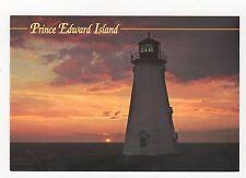 Lighthouse Sea Cow Head Prince Edward Island Canada Postcard 351a ^
