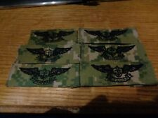Usn Aor2 Woodland Digital Patch Air Warfare Enlisted Eaws Set Of 6 Lot Of