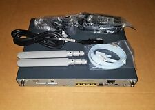 CISCO 887VAG  C887VAG+7-K9 WIRELESS ISR ROUTER WITH 2X ANTENNAS AND PSU
