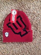 Indiana Hoosiers NCAA Cuffed Beanie Hat