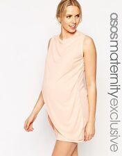Shift Knee Length Sleeveless Maternity Dresses