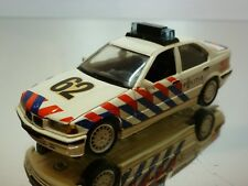 SOLIDO BMW 3 series E36 POLICE DUTCH POLITIE - OFF-WHITE 1:43 - GOOD CONDITION