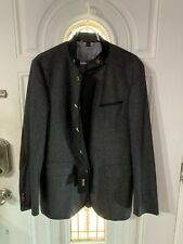 NWT Boss Hugo Boss Leopold Jacket Wool/Cashmere 38R US Made in Germany