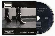 PROMO CD Compact Space © 2011 PUSH PUSH LC 15097/produced by Christian propriétaires