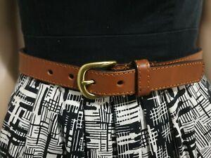Portfolio Leather Belt