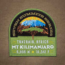 Mt. Kilimanjaro Patch