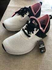 New Balance WXNRGNS Ivory Black Pink Women Running Shoes Sneaker size 6.5